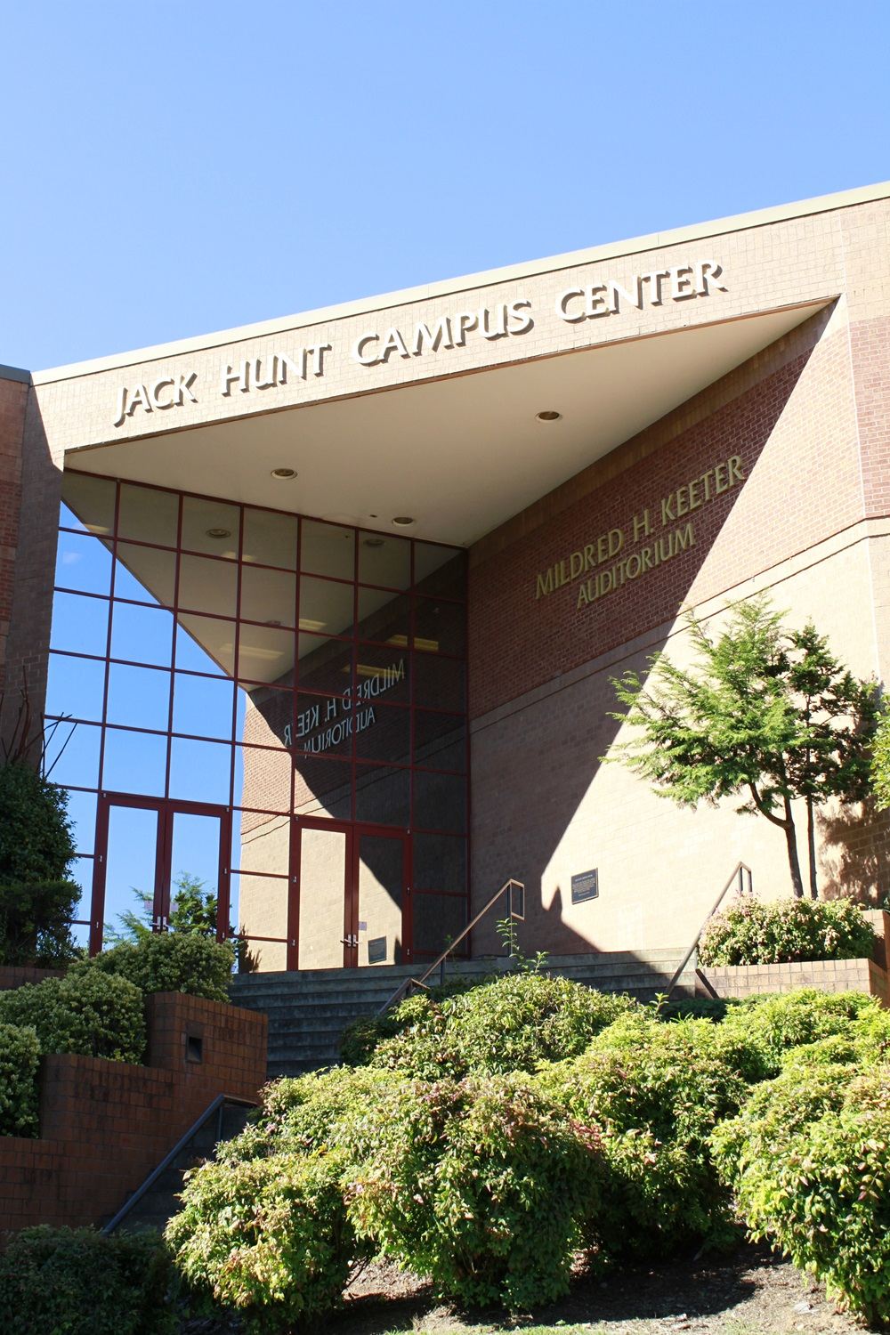 Jack Hunt Campus Center